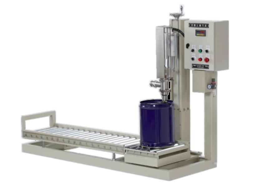 液體自動定量充填機