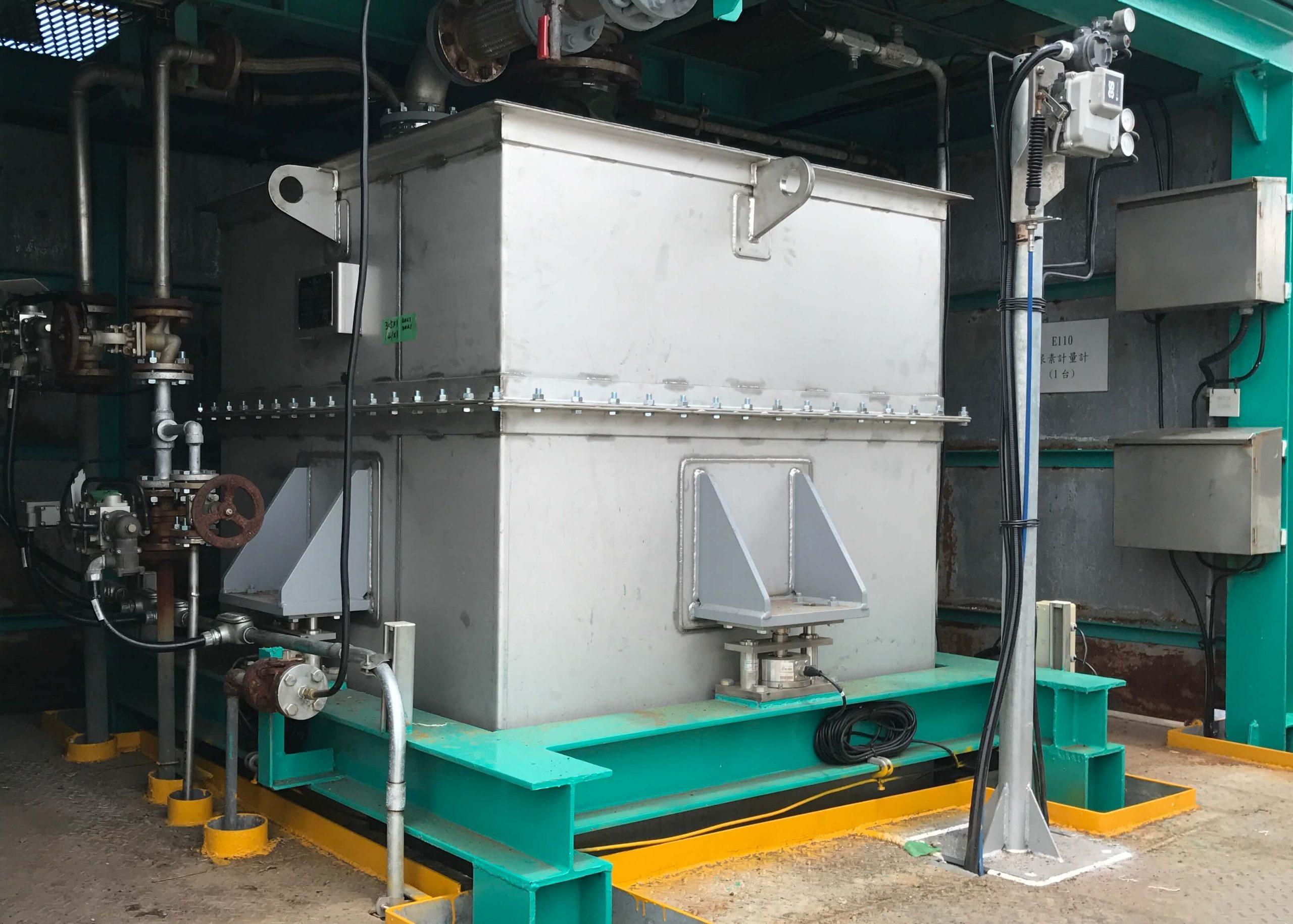 桶槽秤重系統